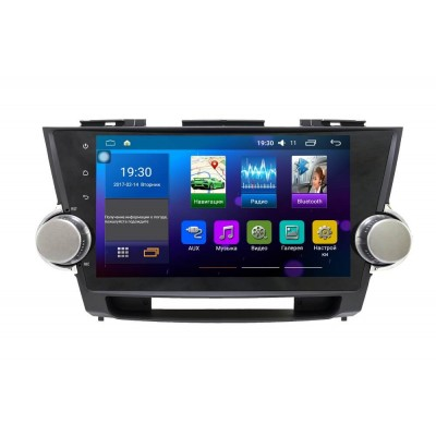 Штатная магнитола Sound Box ST-6111 для Toyota