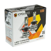 LED лампа CYCLONE H13 H/L 5000K 5100Lm CR type 27S
