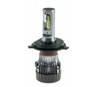 LED лампа CYCLONE H4 H/L 5000K 5000Lm CR type 19 (1 шт)