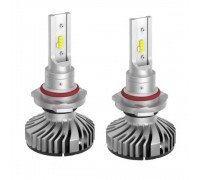 LED лампа Philips HB3/HB4 X-tremeUltinon LED +200% 6500K 11005XUWX2 (2 шт)