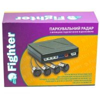 Парктроник Fighter FPS-01V (3562) black