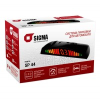 Парктроник Sigma SP-44 black